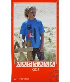 Pyjama d'été pour garçon Massana taille 16