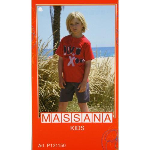 massana des enfants pyjama d'été TAILLE 16