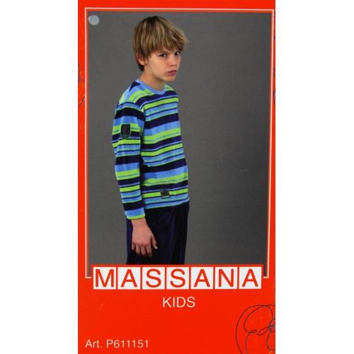 Pijama massana de invierno Niño TALLA 16
