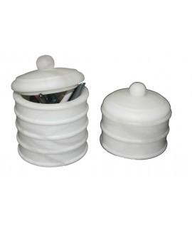 Pots de bany d'alabastre