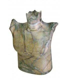 Bust  sobre pedra d'alabastre.