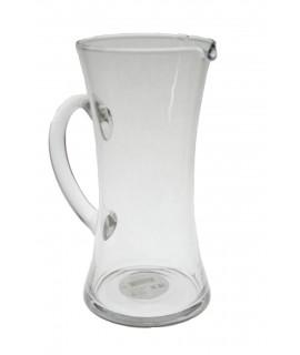 Jarra vidrio de agua. Capacidad 1,5l. útiles cuina