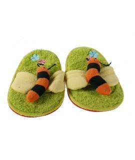 Zapatillas Baño color Verde
