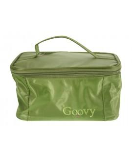 Boîte à lunch isotherme verte pour enfants pour collations