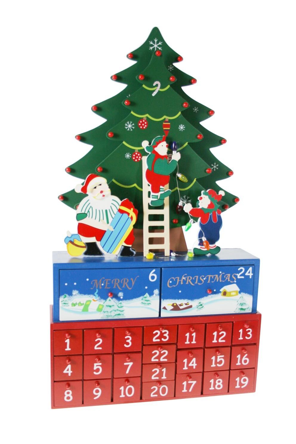 Calendario Adviento Navidad Regalos Cal Fuster Regalos