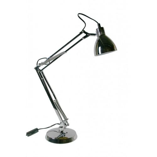 Lámpara escritorio flexo metal vintage estudio y trabajo decoración hogar
