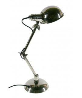 Lampe de bureau classique en métal pour la décoration de la maison d'étude et de travail