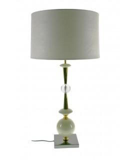 Lámpara de sobremesa alta estilo años 60 decoración hogar vintage