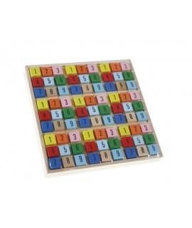 Sudoku colorido