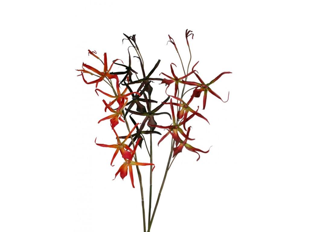 Flor artificial Araña