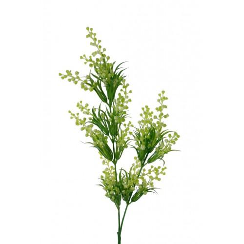 heather vert fleur artificielle d cor la maison. Black Bedroom Furniture Sets. Home Design Ideas