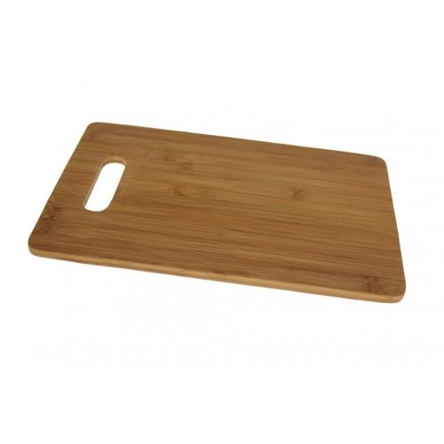 Tabla de corte madera de bambú