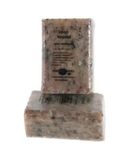 Jabón vegetal ecológico -Rosa Mosqueta