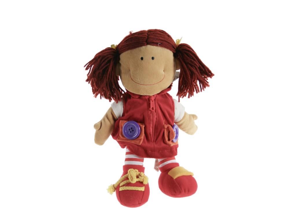 Muñeca de Tela Nicoletta