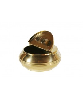 Cendrer petit de metall polit per butxaca ideal per regalar