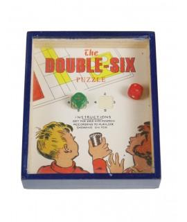Juegos de habilidad puzzle de bolsillo pequeño y complicado