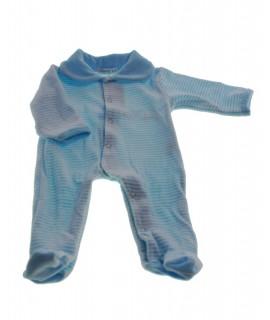 Pijama infantil color blau