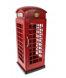 Cabina telefònica anglesa