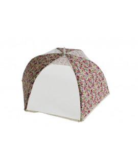Housses de protection en forme de parapluie pliant pour protéger les aliments en plein air