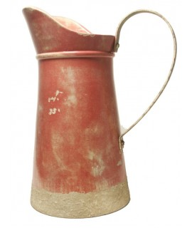 Jarra de cerámica