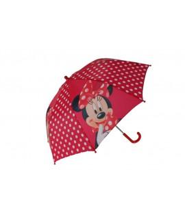 Paraigües Disney Minnie Mouse. Mesures: 60xØ70 cm.