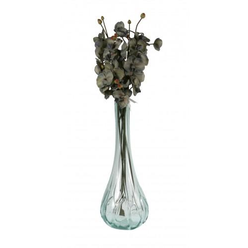 Gerro de vidre tallat gran estil clàssic.