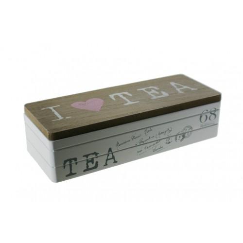 """Caja de madera """"Especiero"""""""