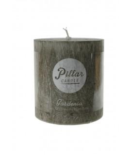 Vela aromática fragancia gardenia duración 55 horas decorar con velas