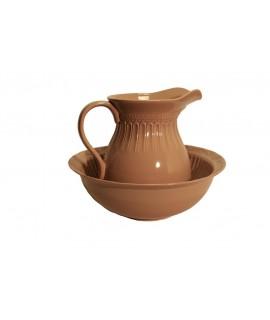 Palanganero de ceràmica