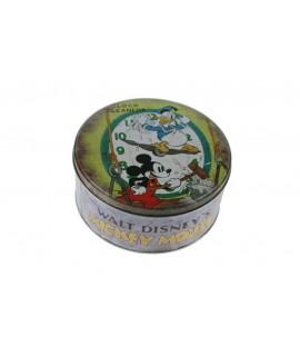 Caja infantil de metal diseño Disney con dibujo del Mickey