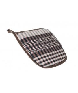 Manopla y agarradera tejido acolchado tela fardo para cocina