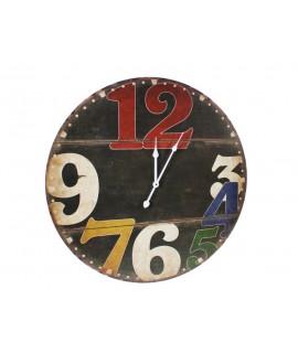 Rellotge de paret fusta