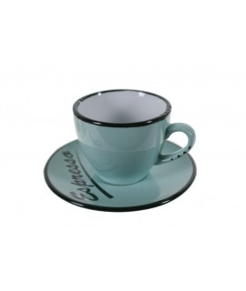 Tassa espresso blava