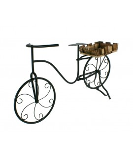 Bicicleta para plantas