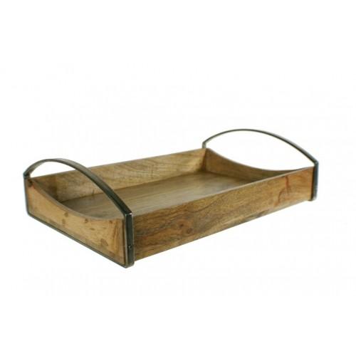 bois et m tal plateau cuisine nordique. Black Bedroom Furniture Sets. Home Design Ideas