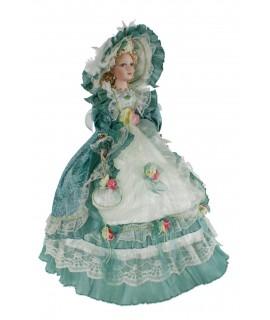 Muñeca de porcelana Katharina