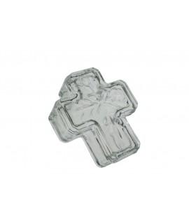 Caixa de vidre forma creu