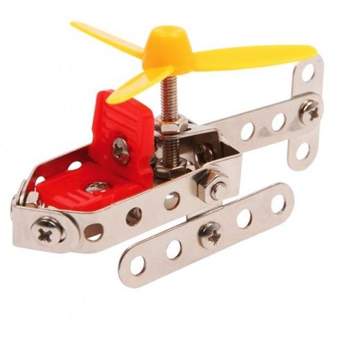 Juego construcción bricolaje vehículo coche carreras para montar