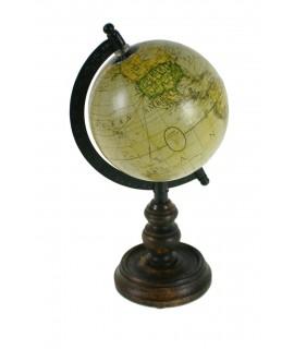 Globe terrestre.