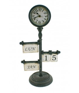 Reloj con calendario perpetuo