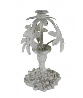 Candelabro d'una espelma llarga estil nòrdic molt decoratiu