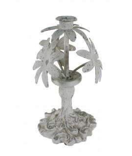 Candelabro de una vela larga estilo nórdico muy decorativo