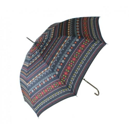 Paraigües de pluja senyora estampat flors disseny hippie obertura automàtica regal per dia de la mare i amiga paraigua original