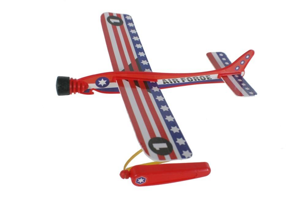 Comprar online avión planeador de catapulta de colores variados.
