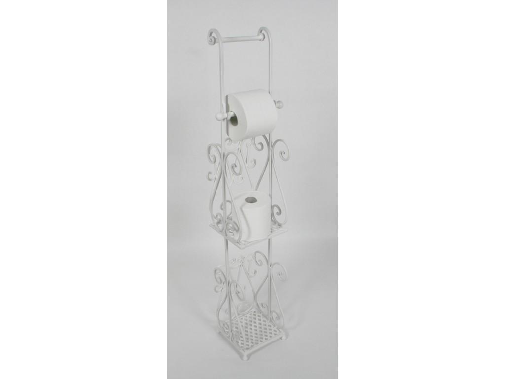 Comprar online portarrollos para papel higi nico de hierro for Accesorios bano color blanco