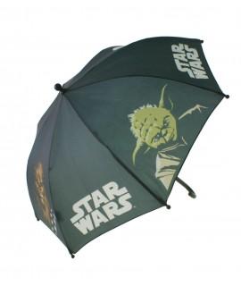Paraguas infantil Star Wars. Medidas: 60xØ70 cm.